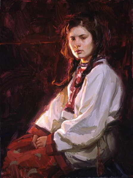 Realistic Oil Painting Realistic Figure,oil Painting Art